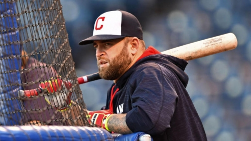 MLB free agent signings: Mike Napoli returns to Indians on minor-league contract