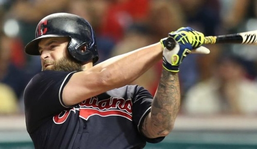 Cleveland Indians, Mike Napoli, pending physical, agree on minor league deal