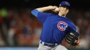 Kyle Hendricks Enjoys Passing Down Pitching Knowledge To Cubs Teammates