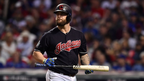 Mike Napoli agrees to minor league deal with Cleveland Indians