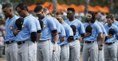 MLB Players union files grievance against Rays