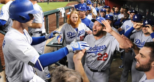 Clayton Kershaw, Chris Taylor Among 7 Dodgers Named To MLB Network's Top 100 Players Right Now For 2018 Season