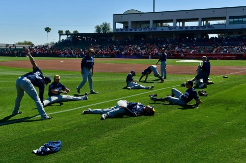 What We Learned: Brewers enjoying hot start to spring