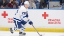 Leafs' decision to move Plekanec up more bad news for Kapanen