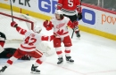 Tyler Bertuzzi, Martin Frk eager to grab opportunities with Red Wings