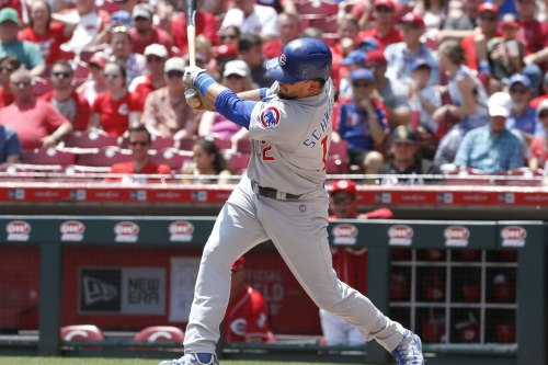 Overflow thread 3: Cubs vs. Indians, Tuesday 5/22, 6:05 CT