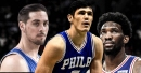Joel Embiid, T.J. McConnell excited to reunite with Ersan Ilyasova