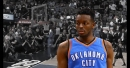Thunder video: Jerami Grant gets away with blatant traveling violation