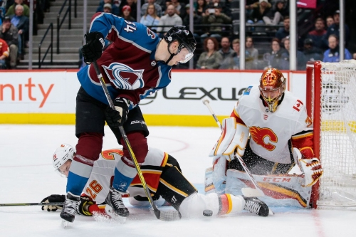 Rate The Flames @ Colorado Avalanche: If There Was No 2nd Period, The Flames Would Have Won