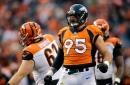 "Elway says the Broncos ""plan on going forward"" with defensive lineman, Derek Wolfe"