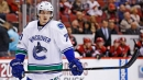 Canucks' Loui Eriksson done for season with fractured rib
