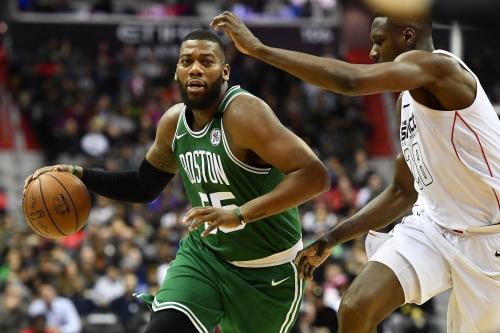 Can Greg Monroe anchor the Celtics' second unit?