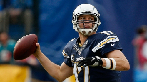 Chargers head coach Anthony Lynn thinks Philip Rivers can play into his 40s