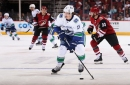Vancouver Canucks Loui Eriksson Is Out For The Season