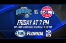 Preview: Magic searching for ways to pull out of slump against visiting Pistons