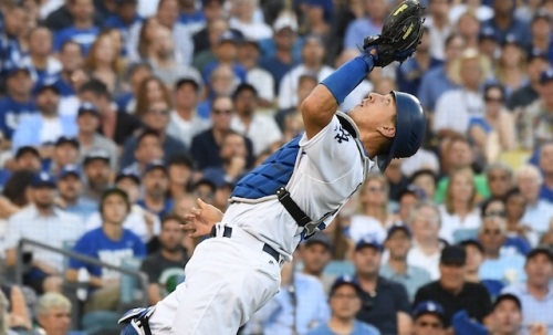 Dodgers Spring Training: Austin Barnes Likely To Make First Start At Catcher Against Indians