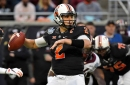 Despite not being a huge need, the Steelers plan to meet with QB Mason Rudolph