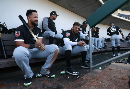 White Sox trot out first team vs. Kershaw