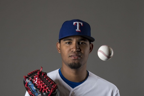 Spring Training Game Thread: Texas Rangers at Cleveland Indians