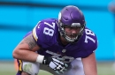 Vikings won't extend offer to Jeremiah Sirles
