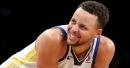 Warriors news: Steph Curry sprains ankle on Zaza Pachulia