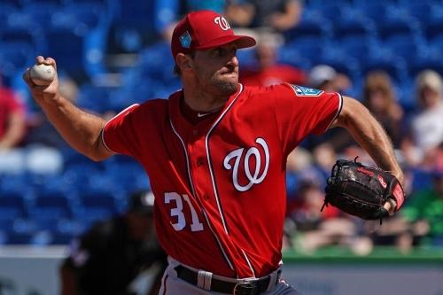 Wire Taps: Max Scherzer vs Tim Tebow; Nationals beat Mets, 2-1; Stephen Strasburg vs Astros today in West Palm Beach...
