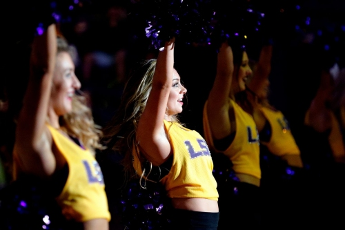 Mississippi State at LSU Open Thread