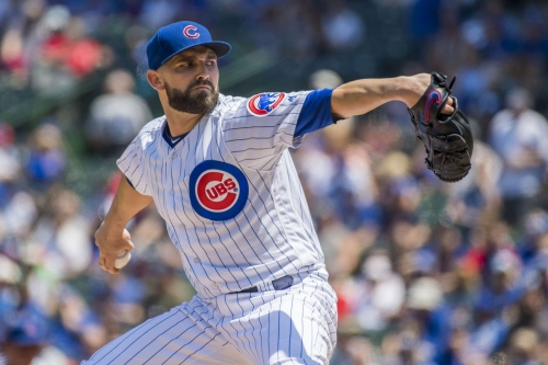 First pitch thread: Cubs vs. Brewers, Tuesday 6/12, 7:10 CT