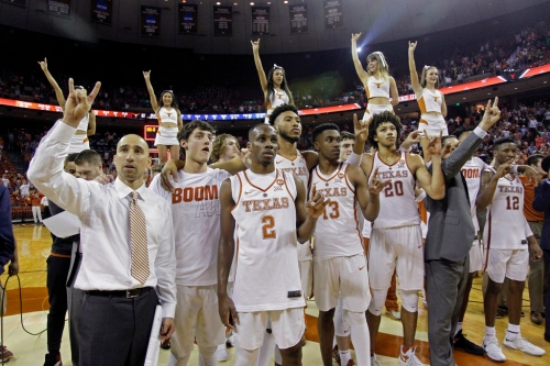 How the Longhorns are making an unlikely drive to an NCAA tournament berth