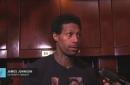 James Johnson: We had to get back to our identity