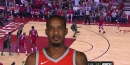 Video: Trevor Ariza scores five points in 17 seconds during clutch stretch