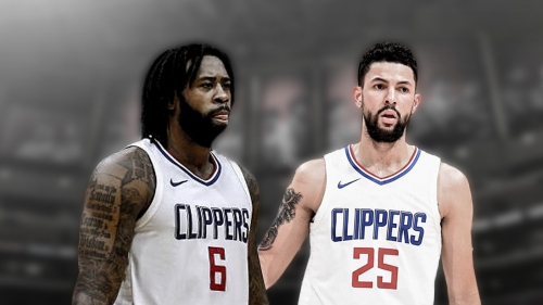 The joy is almost over for entertaining Clippers team