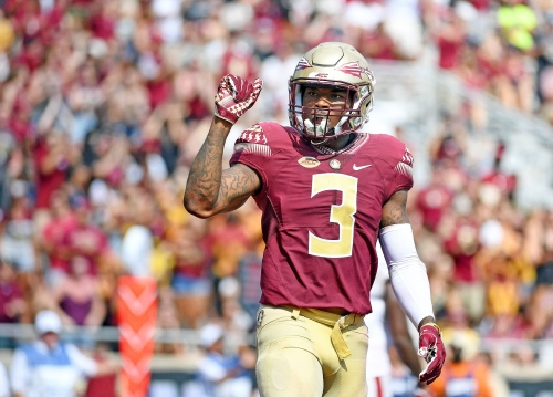 Florida State's Derwin James to Cowboys fans: 'I feel like they gotta trade up' to get me