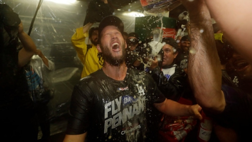 Dodgers News: Clayton Kershaw, Dave Roberts On Board With Ring Ceremony For 2017 National League Championship Team
