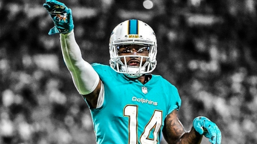 Jarvis Landry's agent has had trade discussions with Ravens and Bears