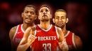 Rockets news: Joe Johnson, Ryan Anderson, Brandan Wright out vs. Thunder