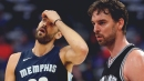 Pau Gasol says brother Marc should be upset with Memphis