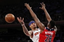Michael Beasley blames Knicks teammates for faltering production