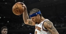 Michael Beasley says playing the power forward position caused dip in scoring