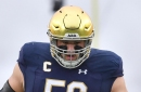 Quenton Nelson is the best offensive lineman in this year's draft