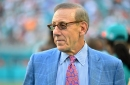 Stephen Ross talks Dolphins players kneeling during National Anthem