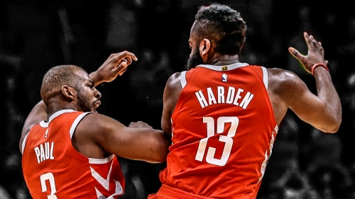 Chris Paul, James Harden combine for the most clutch duo in the last decade