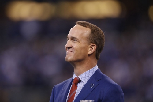 Peyton Manning attended every Broncos home game last year