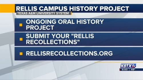 A&M calls on Aggies to recall the history of the RELLIS Campus