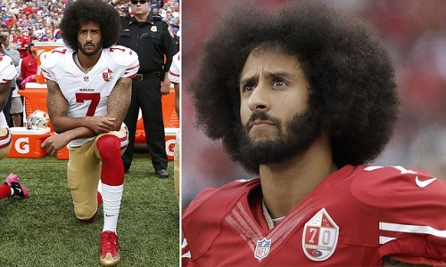 Military official warned Ravens over signing Colin Kaepernick
