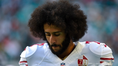 Report: U.S. military official warned Ravens against Colin Kaepernick signing