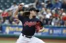 Mike Clevinger throws three scoreless innings, but Cleveland Indians fade late in 8-1 loss to Dodgers