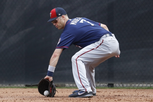 Joe Mauer could see more time at DH with Logan Morrison joining Twins
