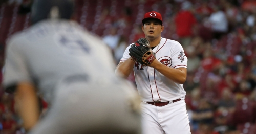 Spring Training: Rally comes up short as Reds fall to Angels 7-5