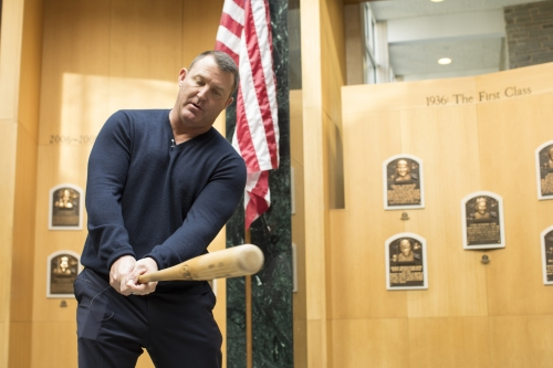 White Sox will celebrate 'Jim Thome Day' to honor Hall of Famer